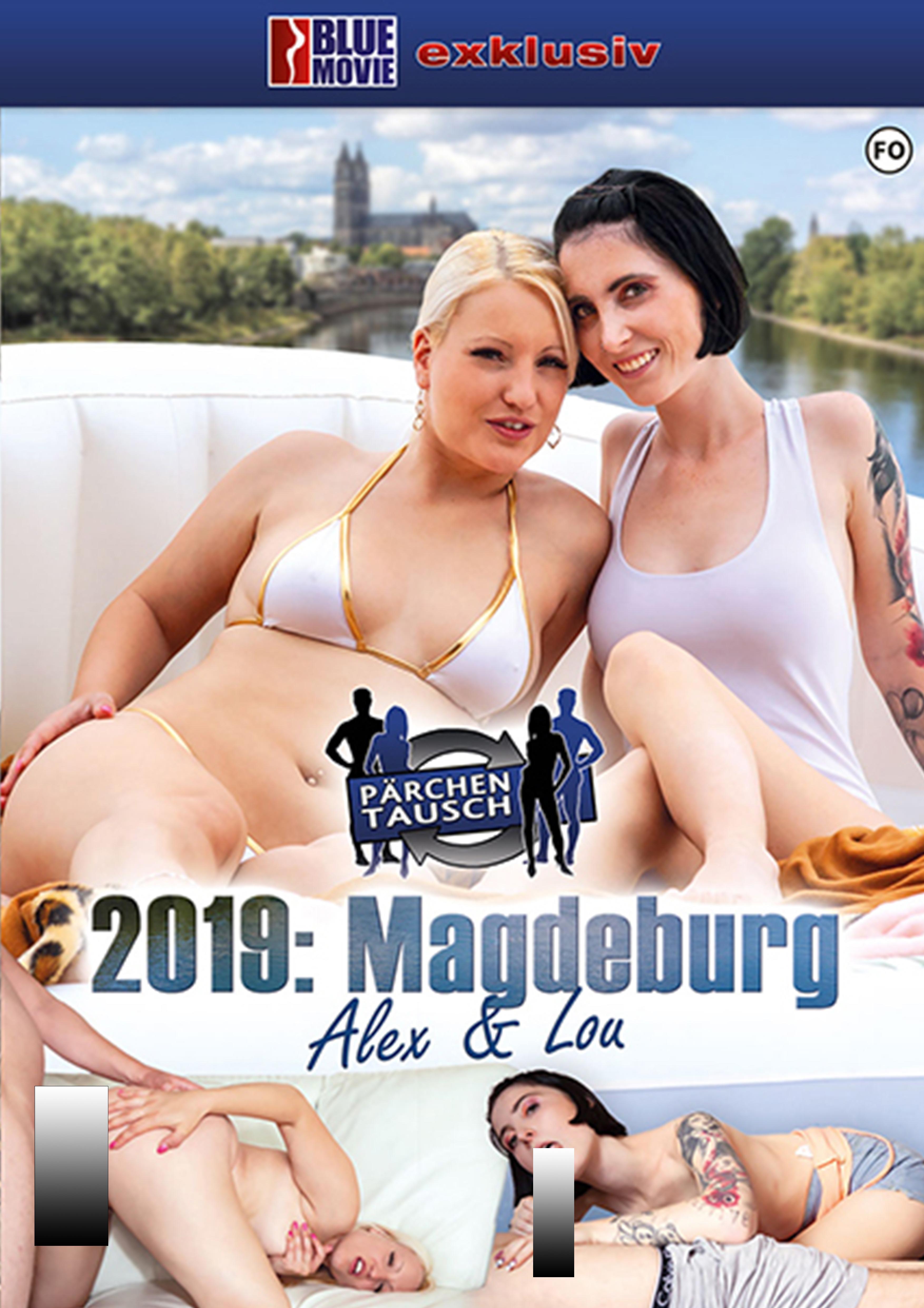 2019:Magdeburg Alex & Lou